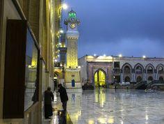 The shrine of Sheikh Abdul Qadir Al-Kilani  Iraq .. Baghdad  Photography  Rasoul Ali مرقد الشيخ عبد القادر الكيلاني العراق.. بغداد تصوير رسول علي