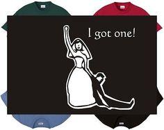 Shirt/Tank - I got one! - marriage humor funny bride groom wedding matromony
