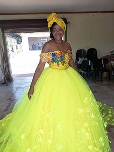 Vohni Couture @vohni_designer South African Wedding Dress, African Wedding Attire, African Weddings, Best African Dresses, African Fashion Dresses, Ankara Fashion, African Wear, Pedi Traditional Attire, Traditional Wedding Attire