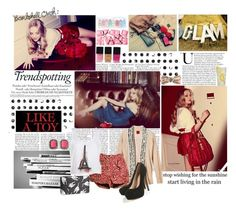"""Amazing Amanda"" by lexi-loves-you ❤ liked on Polyvore featuring Melissa, Prada, ...Lost, Miu Miu, Soho Hearts, Chanel, Victoria's Secret, Martha Stewart and amanda seyfried"