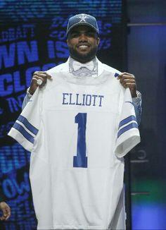 2016 Draft Dallas Cowboys Elliot Ezequiel
