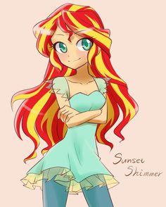 「Snuset Shimmer ♥」/「捷@修羅中」のイラスト [pixiv]