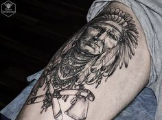 25+ Native American Tattoo Designs  <3 <3
