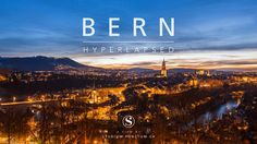 Bern Hyperlapsed is a short portrait of the Old City of Bern. It merges a view on traditional sights with the novel visual impression allowed by hyperlapse photography. The film consists of around 3500 single pictures, mainly taken between December 2013 and March 2014.