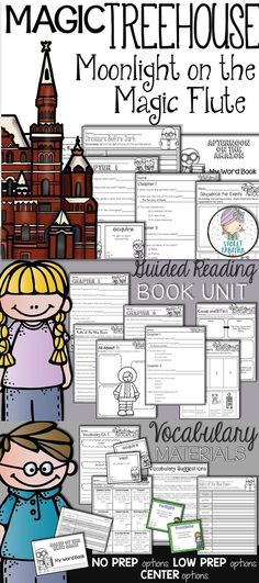 Dyslexia cursive handwriting practice worksheets with directions moonlight on the magic flute magic tree house comprehension unit fandeluxe Images