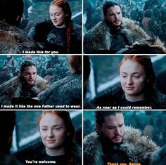 If these are the last Starks standing.......they must marry. Lol