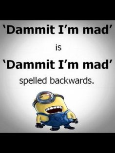 Everyone loves minions more than any other personality. So you love Minions and also looking for Minions jokes then we have posted a lovly minion jokes.Read This 14 Hilarious jokes Minion Humour, Funny Minion Memes, Minions Quotes, Funny Jokes, Mum Jokes, Minions Images, Funniest Memes, Sarcastic Humor, Lol