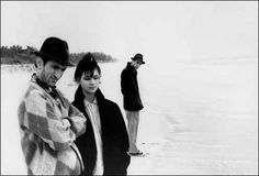 """Stranger Than Paradise.  Director: Jim Jarmusch.  """"You know, it's funny... you come to someplace new, an'... and everything looks just the same."""""""