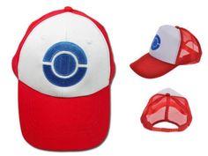Pokemon men women baseball cap mesh cap Cosplay Anime pokemon Pocket Monster Pikachu Ash hat unisex snapback baseball Cap