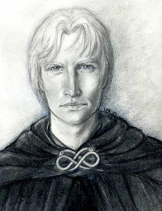 Draco Malfoy, as he was described in the books (This is how i pictured him too)