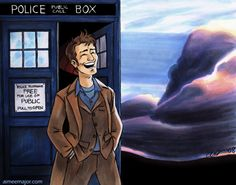 The Doctor - Doctor Whoby *aimeekitty