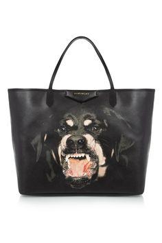 Givenchy Large Antigona shopping bag in coated canvas NET-A-PORTER.COM