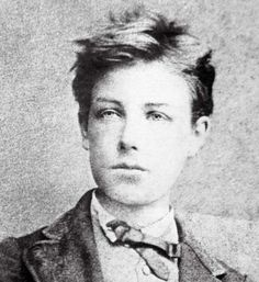Arthur Rimbaud  (1854-1891) French poet born in Charleville, Ardennes. He influenced modern literature and arts, and prefigured surrealism.