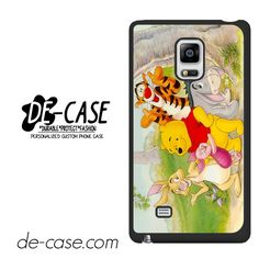 Winnie The Pooh And Friends DEAL-11944 Samsung Phonecase Cover For Samsung Galaxy Note Edge