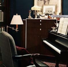 Ralph Lauren Home #Modern_Chairman Collection 3 - Study
