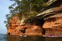 Full & Half-Day Tours - Apostle Islands... Northern WI