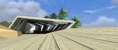 [AC-CA] 2001 - Architectural Competition Concours d'Architecture - ATOARK Arquitetura | Design de interiores | Maquetes 3D