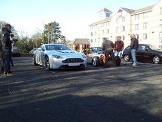 V12 Vantage and Caterham