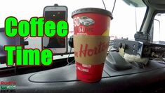 It's time for a good cup of coffee Rudi's NORTH AMERICAN ADVENTURES 02/13/18 Vlog#1343 - YouTube Coffee Cups, Adventure, American, Youtube, Coffee Mugs, Fairytail, Youtubers, Fairy Tales