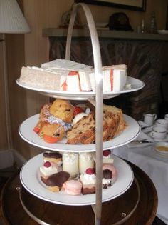 Fabulous afternoon tea - Review of Middlethorpe Hall & Spa, York