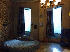 Panorama view room