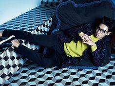 """ [HQ] T.O.P for Harper's Bazaar Korea 2456x1600 """