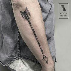 Marla Moon Tattoo #ink #tattoo
