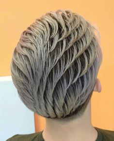 20+ Textured Haircut Ideas for Men - Men's Hairstyle Tips #quiffhaircut #menshairstyles #menshaircut #menshaircuts #texturedhaircut Hipster Haircuts For Men, Hipster Hairstyles, Side Hairstyles, Undercut Hairstyles, Retro Hairstyles, Undercut Pompadour, Short Haircuts, Mens Medium Length Hairstyles, Mens Hairstyles With Beard