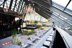 Adler Planetarium Wedding Reception by Adler Planetarium, via Flickr