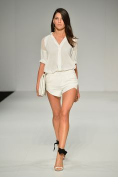 Talulah #SS2013 #MBFWA  I want to wear this look! I must for this summer! <3 <3 <3