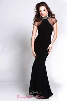 Frenchy HFH4000 clean and full of charm #SpecialOccasionDress #PromStyle2014 #HolidayDress $378.00