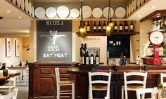 Restaurant: Maxelâ, London SW7 | Life and style | The Guardian for great steaks