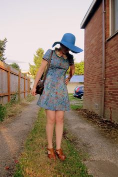 Prairie Dress: Meet Scissors & Dye - CLOTHING