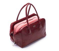 Prada Inside Bag Croco Cherry Tamaris Detail 06   HANDBAGS ... - prada inside bag light pink