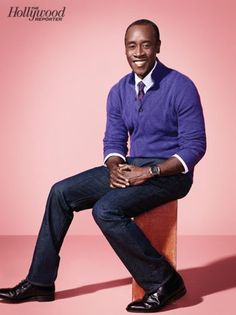 It's Time for Watches: Don Cheadle