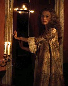 "Keira Knightley in ""The Duchess."""