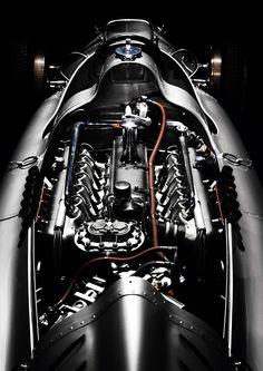 1938 Auto Union Type D/Details