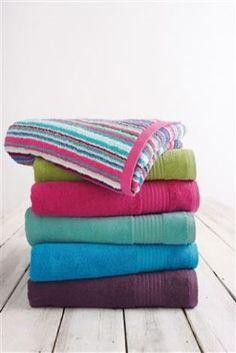 Multi- Colour Egyption Cotton Towels