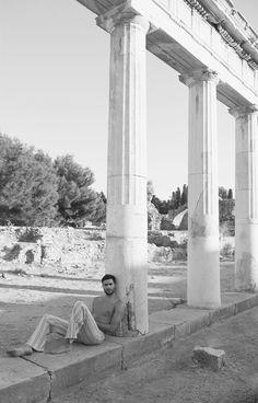 Children of the Light: Calliope's New Book and Greece's Image Crisis | http://www.yatzer.com/children-of-light-calliope