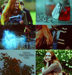 Sophie Turner - Lily Evans Harry Potter