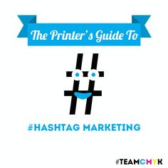 Here's your handy guide to the most popular hashtags for the printing industry. Use these tags in your social media marketing and connect with the print community online: http://blog.printfirm.com/the-commercial-printers-guide-to-hashtags/