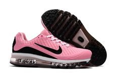 Nike Air Max 2017.5 Women Pink Black