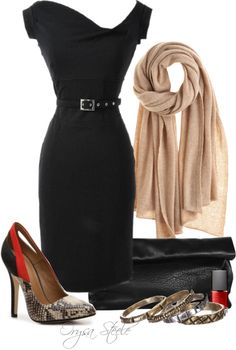 """Out for Lunch"" by orysa on Polyvore"