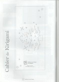 cahier kirigami 3 noel. Обсуждение на LiveInternet - Российский Сервис Онлайн-Дневников