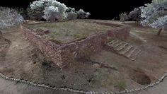 El Shincal de Quimivil, un sitio incaico de la localidad de Londres, departamento de Belén. Argentina