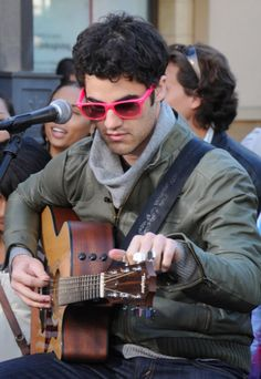 """Darrenism: """"clearly this wasn't very planned... but neither is half the things i do..."""""""