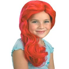 Ariel Wig,One Size Child -- Want additional info? Click on the image.