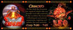 Cancer/Leo Cusp by Valxart