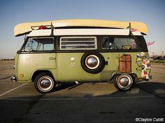 VW: Camper Van. Fun!