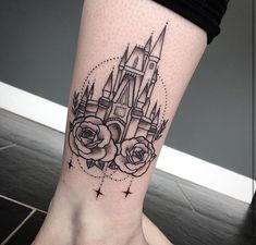 Hogwarts castle tattoo Albus Dumbledore is part of Albus Dumbledore Hogwarts Mystery Wiki Fandom Powered By - 32 classic disney tattoo designs PinningFashion Disney Tattoos Quotes, Disney Sleeve Tattoos, Sleeve Tattoos For Women, Tattoo Quotes, Life Tattoos, New Tattoos, Tattoos For Guys, Tatoos, Disney Castle Tattoo